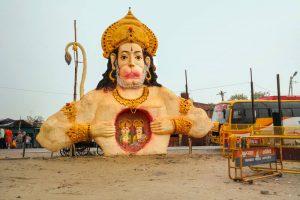 Hanuman garhi ayodhya