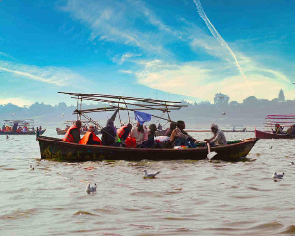 Online Boat Booking Agency Prayagraj